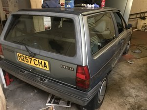 "1990 1989 Volkswagen polo ""breadvan""  1.3L For Sale"