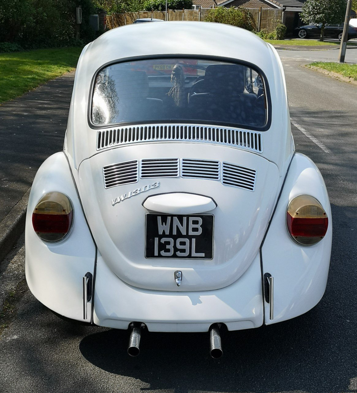 1972 Cream 1303 Super Beetle For Sale (picture 3 of 6)