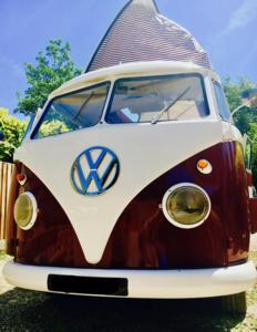 0327635208 1964 Classic 1960s VW Split Screen Campervan