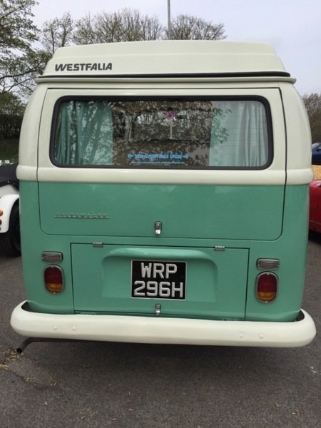 1970 VW WESTFALIA CAMPER VAN For Sale (picture 2 of 4)