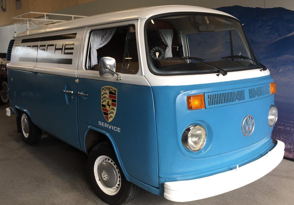 1977 Volkswagen T2 1.6 Camper Van For Sale (picture 1 of 6)