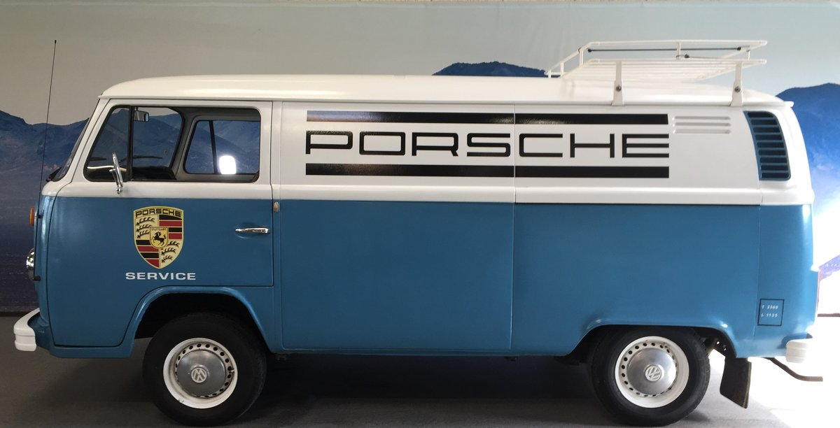 1977 Volkswagen T2 1.6 Camper Van For Sale (picture 2 of 6)