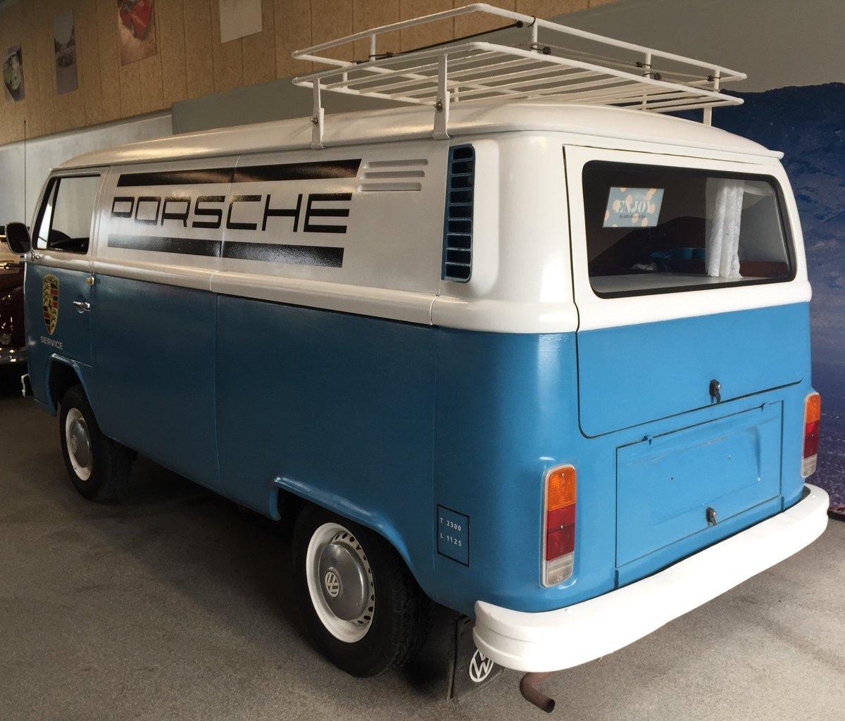 1977 Volkswagen T2 1.6 Camper Van For Sale (picture 5 of 6)