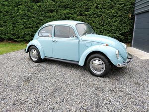 1978 Beautiful, uk registered  Volkswagen Beetle 1300 SOLD
