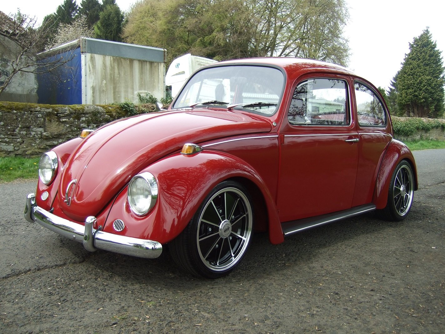 1970 Brilliant Beetle! SOLD (picture 2 of 6)