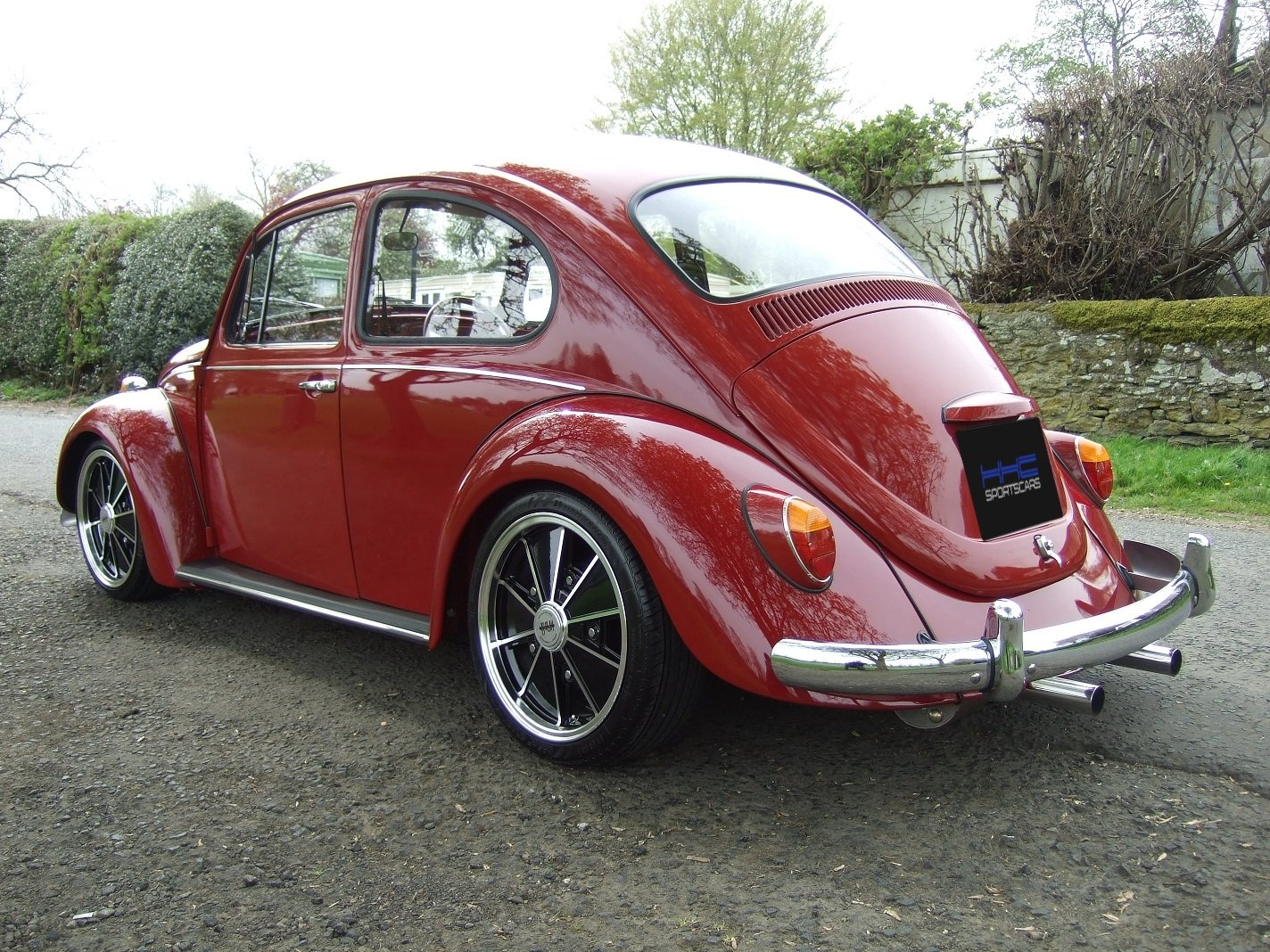 1970 Brilliant Beetle! SOLD (picture 3 of 6)
