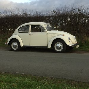 1972 Beetle 1200 classic (with MOT) For Sale