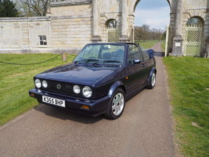 VW Golf Mk1 GTI Rivage - 1992 Original Example For Sale