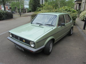 1981 Mk1 Golf 1.5 Automatic, 5 door