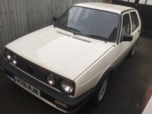 1991 VW Golf MK2 GTI (Big Bumper) For Sale