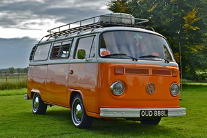 1973 VW Holdsworth Camper Van For Sale