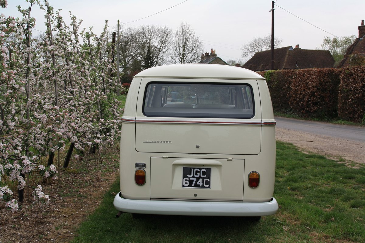 1965 VW Split Screen Camper Van. Stunning Example. For Sale (picture 3 of 6)