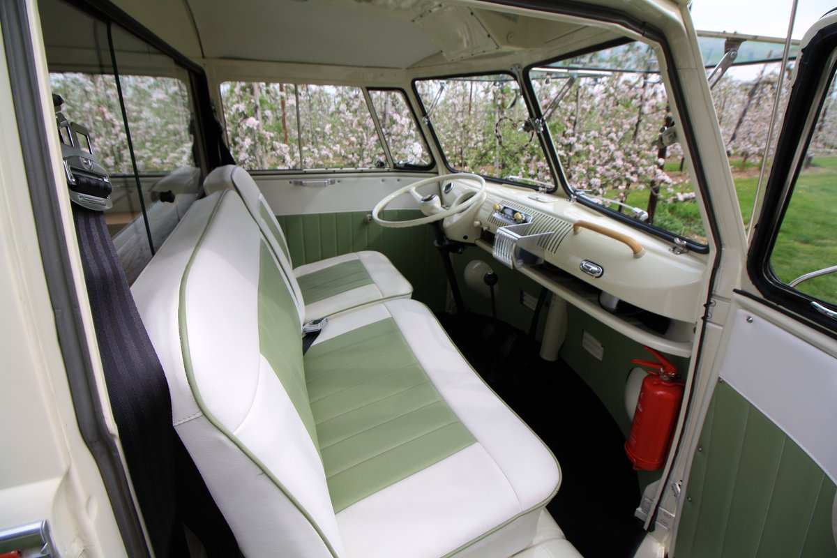 1965 VW Split Screen Camper Van. Stunning Example. For Sale (picture 6 of 6)