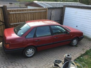 1992 Volkswagen Passat B3 saloon diesel For Sale