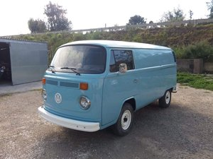 Vw Bay window T2 panel van 1974 For Sale