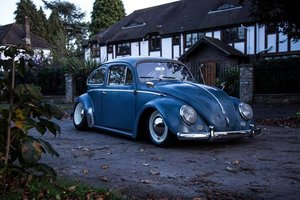 1958 Swedish Beetle For Sale