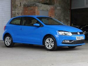 Picture of 2014 Volkswagen Polo 1.0 BlueMotion Tech SE (s/s) 3DR SOLD