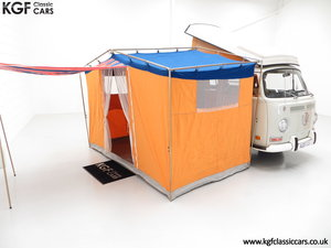 1970 An Incredibly Original Volkswagen Type 2 Bay Westfalia For Sale