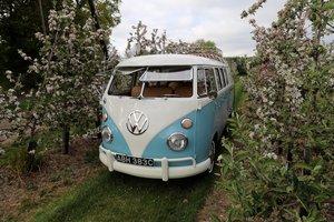 1965 VW Split Screen Camper Van – Fully Restored.  For Sale