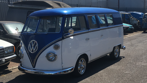 1964 VW 64 Original RHD Splitscreen For Sale