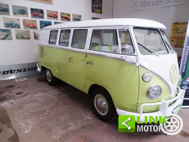 Volkswagen T1 ITALIA COMPLETAMENTE RESTAURATO ANNO 1964 For Sale (picture 1 of 6)