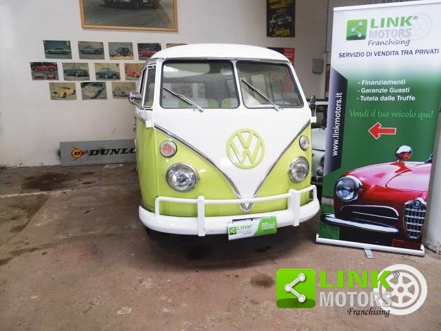 Volkswagen T1 ITALIA COMPLETAMENTE RESTAURATO ANNO 1964 For Sale (picture 2 of 6)