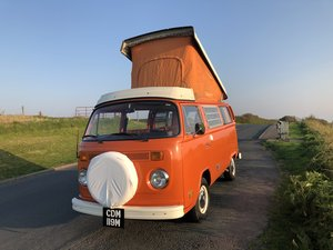 1974 VW T2 Bay Window Westfalia Automatic SOLD