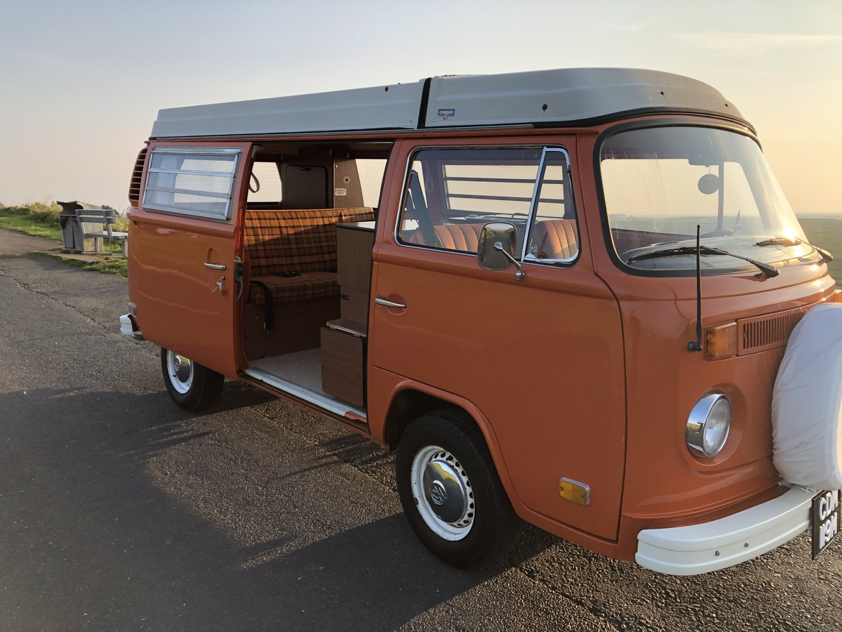 1974 VW T2 Bay Window Westfalia Automatic SOLD (picture 3 of 6)