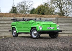 1975 Volkswagen Trekker (Type 182) For Sale