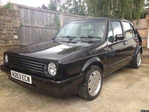 1991 VW Golf MK1 CTI \GTI