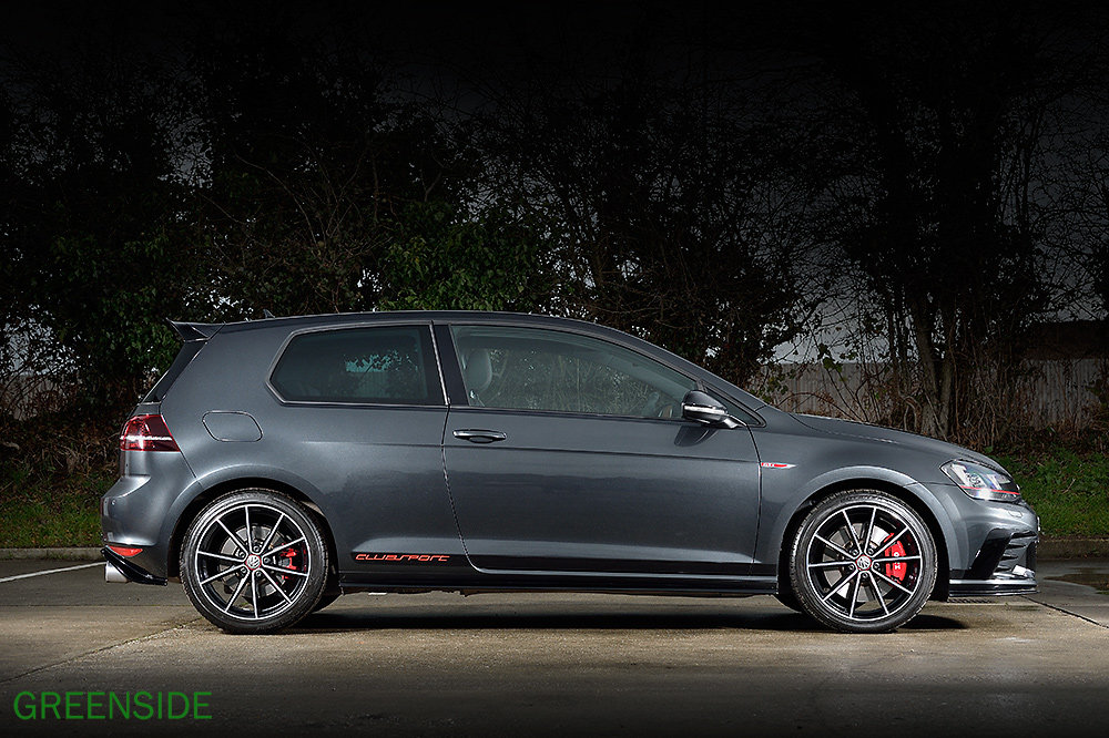 2016 Rare Vw Manual Golf Gti Clubsport 40 Car No 144 For