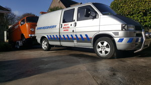 2001 VW T4 Transporter Recovery Truck For Sale