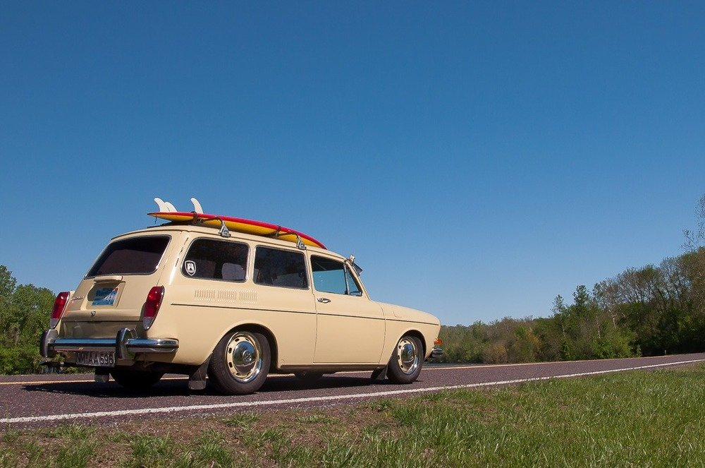 1971 Volkswagen Type 3 SquareBACK = Fun Surf Dude ! $obo For Sale (picture 2 of 5)
