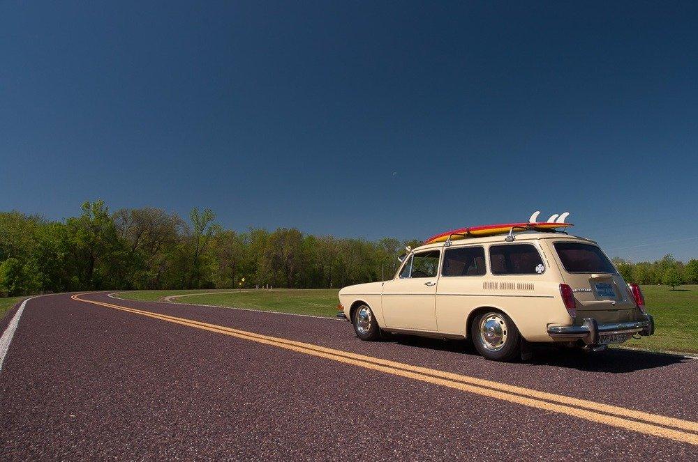 1971 Volkswagen Type 3 SquareBACK = Fun Surf Dude ! $obo For Sale (picture 4 of 5)