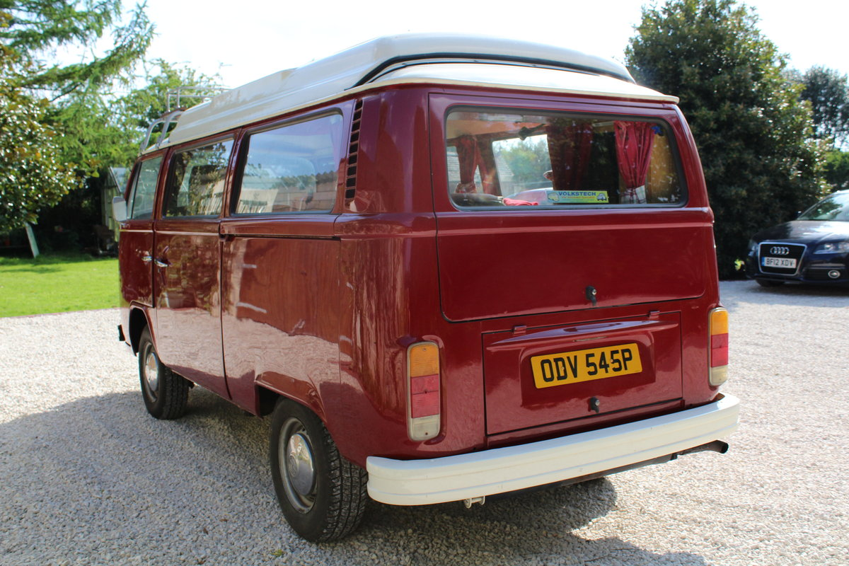 1976 VW Campervan Poptop RHD 2 litre For Sale (picture 2 of 6)