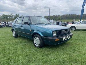 1991 VW MK2 Golf 1.8GL Automatic, 44k, timewarp cond! For Sale