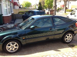 1995 Classic Green Corrado Storm For Sale