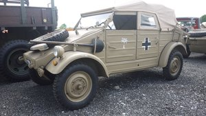 1943 Volkswagen Kübelwagen For Sale by Auction