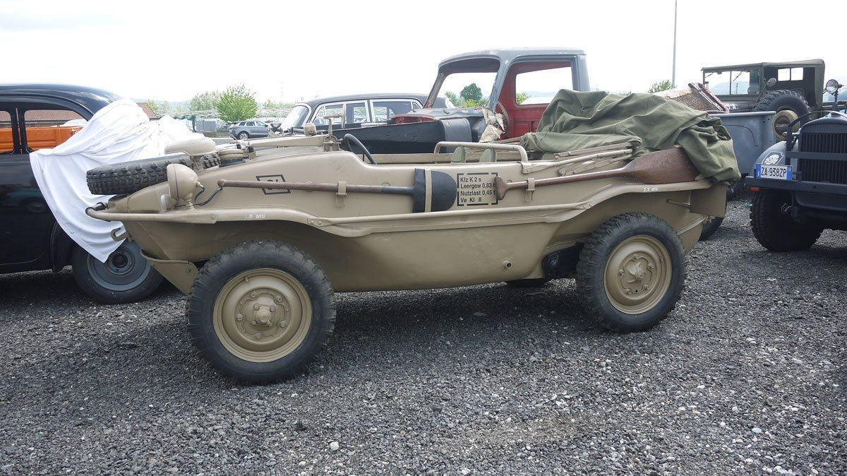 1943 Volkswagen Schwimmwagen For Sale by Auction (picture 2 of 6)