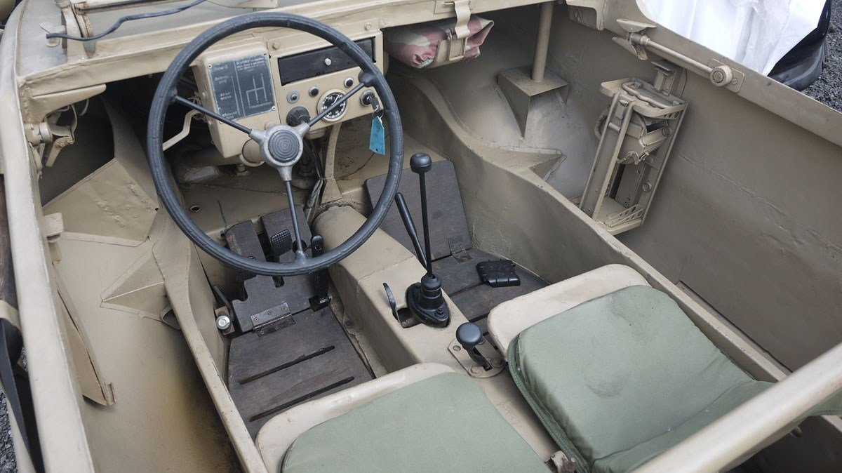 1943 Volkswagen Schwimmwagen For Sale by Auction (picture 4 of 6)