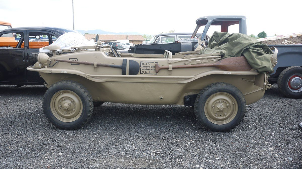 1943 Volkswagen Schwimmwagen For Sale by Auction (picture 6 of 6)