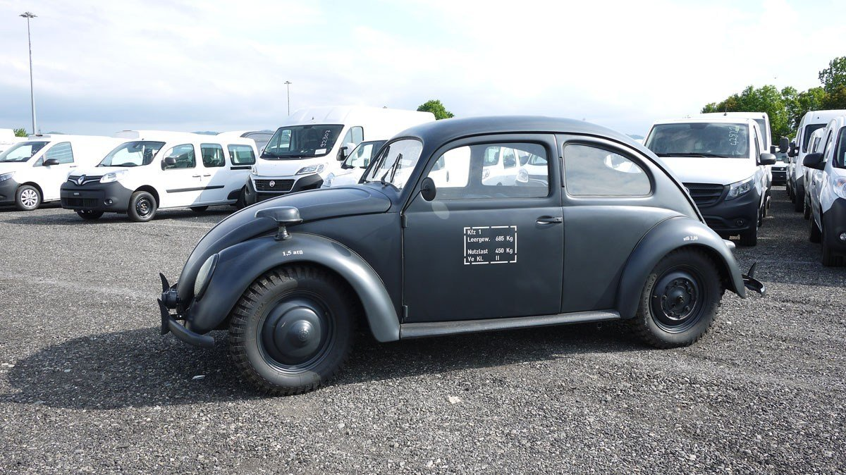 1947 Volkswagen Type 82E Specification For Sale by Auction (picture 1 of 5)