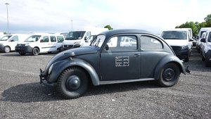 1947 Volkswagen Type 82E Specification For Sale by Auction