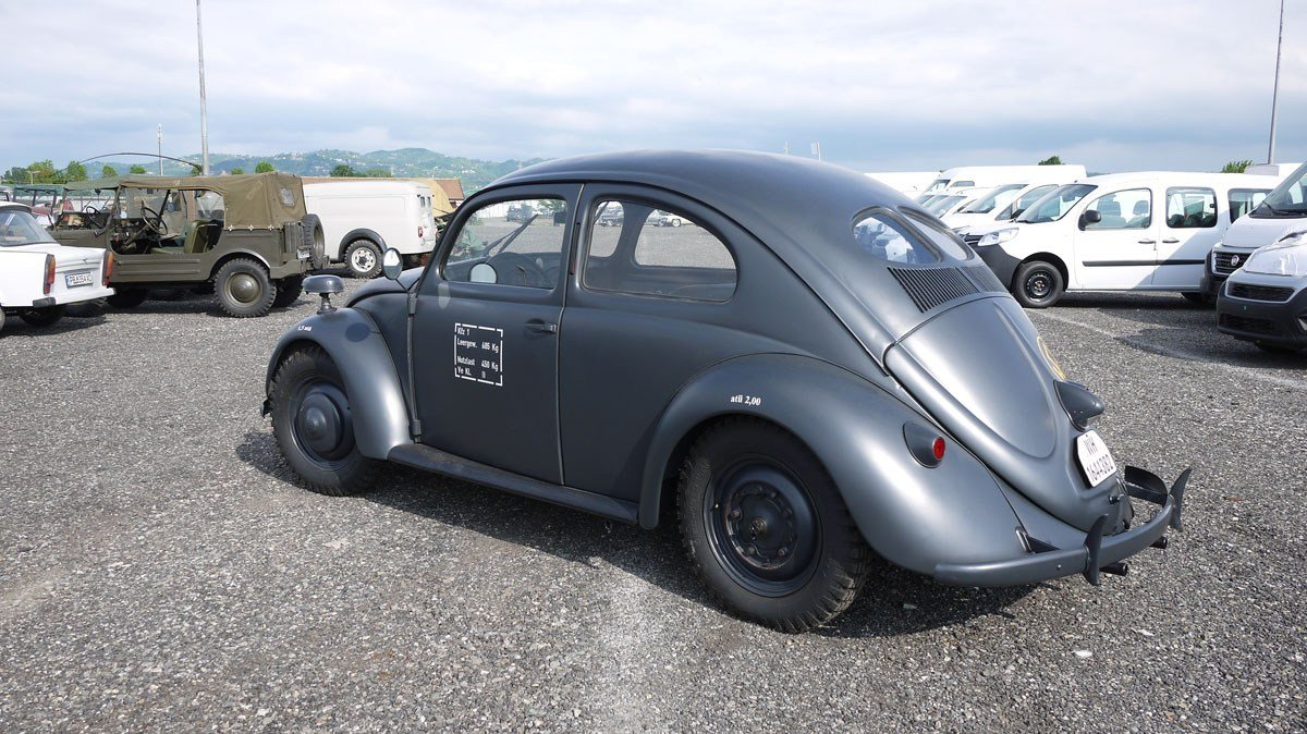 1947 Volkswagen Type 82E Specification For Sale by Auction (picture 2 of 5)