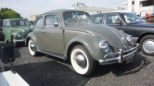 1963 VW Type 1 1200 Beetle For Sale by Auction