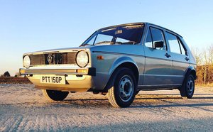 1976 Volkswagen Golf L For Sale by Auction