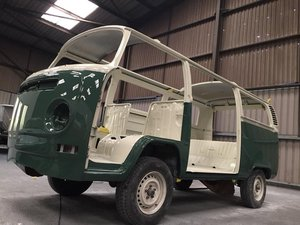 1972 Volkswagen Type 2 Dormobile - Fully restored For Sale