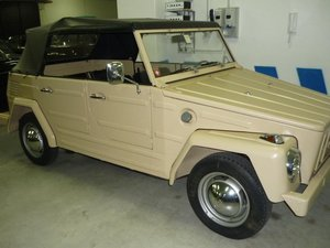 1971 VW Type 181 'Thing' For Sale by Auction