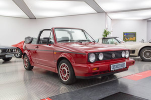 1993 Golf I Convertible LHD *11 may* CLASSICBID AUCTION For Sale by Auction