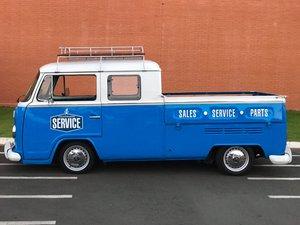 1982 Crew cab baywindow just restored. For Sale